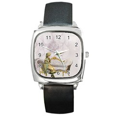 Background 1659612 1920 Square Metal Watch