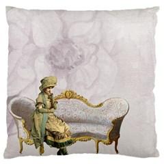 Background 1659612 1920 Large Flano Cushion Case (one Side)