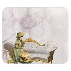 Background 1659612 1920 Double Sided Flano Blanket (small)