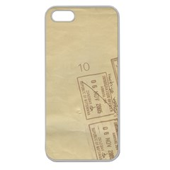 Background 1659638 1920 Apple Seamless Iphone 5 Case (clear)