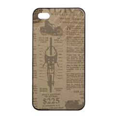 Background 1706636 1920 Apple Iphone 4/4s Seamless Case (black)