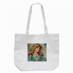 Lady Tote Bag (white)