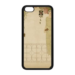 Twenties Girl Apple Iphone 5c Seamless Case (black)