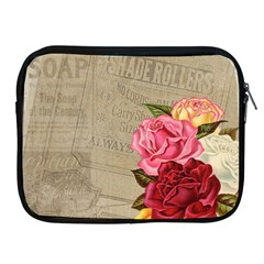 Flower 1646069 960 720 Apple Ipad 2/3/4 Zipper Cases