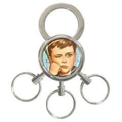 Retro 1480643 960 720 3 Ring Key Chains