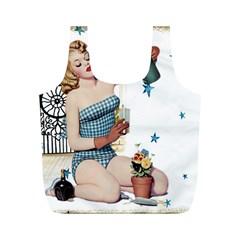 Retro 1265769 960 720 Full Print Recycle Bags (m)