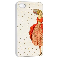 Background 1426676 1920 Apple Iphone 4/4s Seamless Case (white)