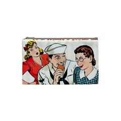 Retro 1326258 1920 Cosmetic Bag (small)