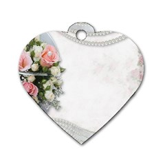 Background 1362160 1920 Dog Tag Heart (one Side)
