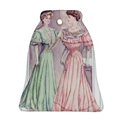 Vintage 1331476 1920 Bell Ornament (two Sides)