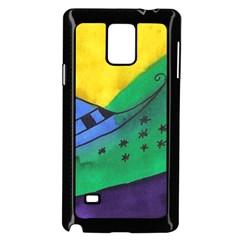 Hat Samsung Galaxy Note 4 Case (black)