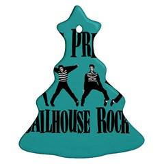 Elvis Presley Jailhouse Rock Ornament (christmas Tree)