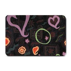 Hearts Small Doormat