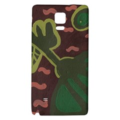 The Desert Plant Galaxy Note 4 Back Case