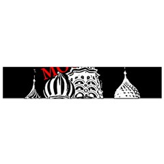 Moscow Small Flano Scarf