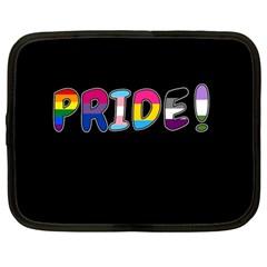 Pride Netbook Case (large)