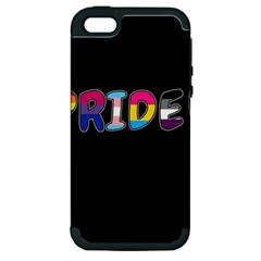 Pride Apple Iphone 5 Hardshell Case (pc+silicone)