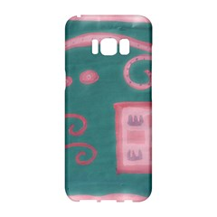 A Pink Dream Samsung Galaxy S8 Hardshell Case