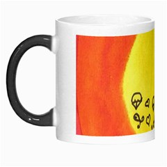 Red Sun Morph Mugs