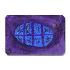 Save The Butterfly Egg Small Doormat