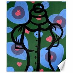 Babydoll Dress Canvas 20  X 24