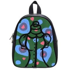 Babydoll Dress School Bag (small)