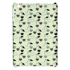 Heart Cherries Mint Apple Ipad Mini Hardshell Case