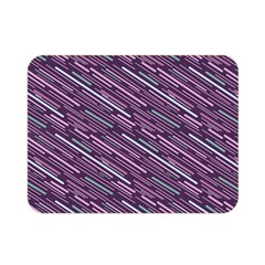 Silly Stripes Double Sided Flano Blanket (mini)