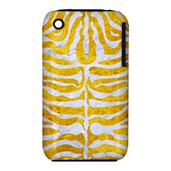 Skin2 White Marble & Yellow Marble Iphone 3s/3gs