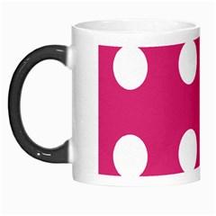 Pink Dot Morph Mugs