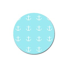 Aqua Anchor Magnet 3  (round)