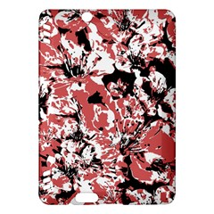 Textured Floral Collage Kindle Fire Hdx Hardshell Case