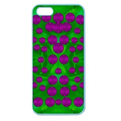 The Pixies Dance On Green In Peace Apple Seamless Iphone 5 Case (color)