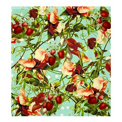 Fruit Blossom Shower Curtain 66  X 72  (large)