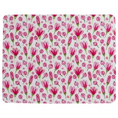 Watercolor Spring Flowers Pattern Jigsaw Puzzle Photo Stand (rectangular)