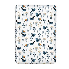 Spring Flowers And Birds Pattern Samsung Galaxy Tab 2 (10 1 ) P5100 Hardshell Case