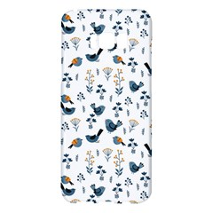 Spring Flowers And Birds Pattern Samsung Galaxy S8 Plus Hardshell Case