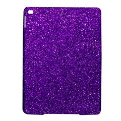 Purple  Glitter Ipad Air 2 Hardshell Cases