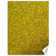 Gold  Glitter Canvas 36  X 48