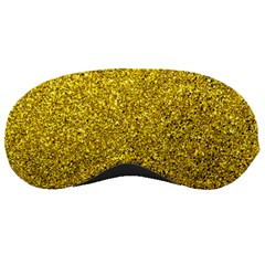 Gold  Glitter Sleeping Masks
