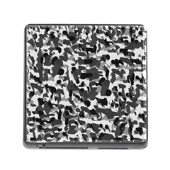 Grey Camo Memory Card Reader (square)