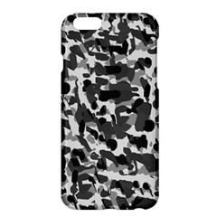 Grey Camo Apple Iphone 6 Plus/6s Plus Hardshell Case