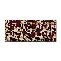 Red Camo Cosmetic Storage Cases
