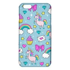 Cute Unicorn Pattern Iphone 6 Plus/6s Plus Tpu Case