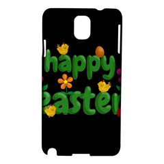 Happy Easter Samsung Galaxy Note 3 N9005 Hardshell Case