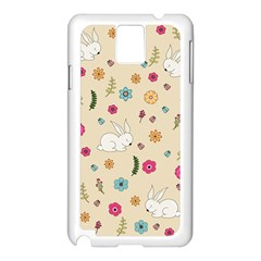 Easter Bunny  Samsung Galaxy Note 3 N9005 Case (white)