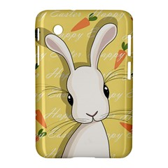 Easter Bunny  Samsung Galaxy Tab 2 (7 ) P3100 Hardshell Case