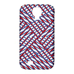 Abstract Chaos Confusion Samsung Galaxy S4 Classic Hardshell Case (pc+silicone)