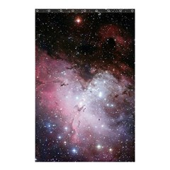 Nebula Shower Curtain 48  X 72  (small)