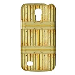 Wood Texture Grain Light Oak Galaxy S4 Mini